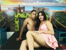 We are hot shamale couple, we like to show the naked body on camera and masturbate for you