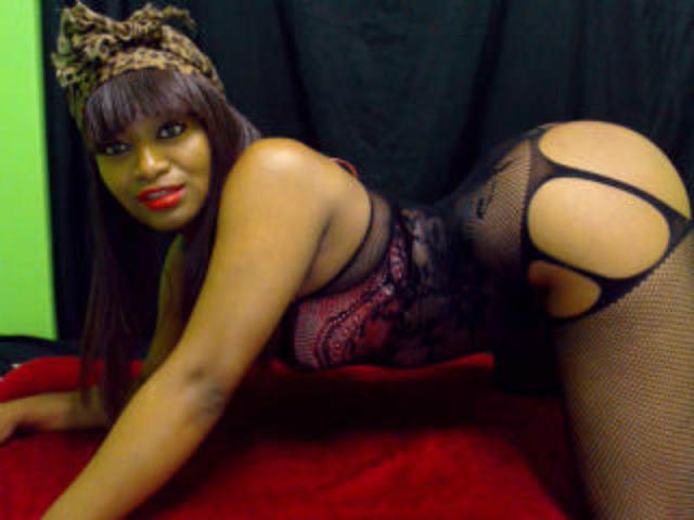 Ebony Live Sex Cam